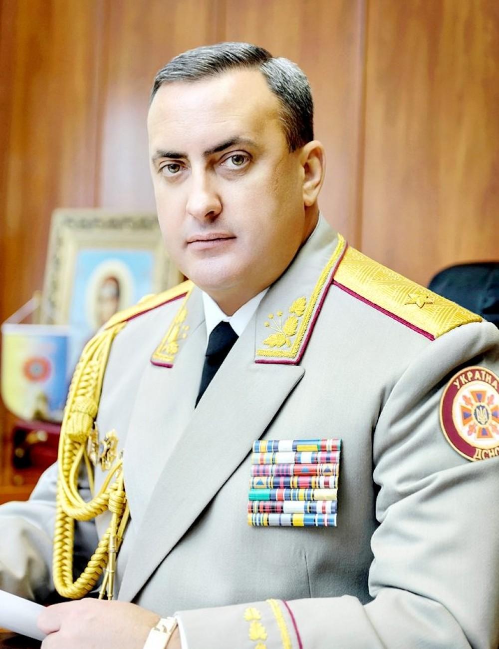 Бывшего главного пожарного Одесской области Виктора Федорчака отпустили под личное обязательство