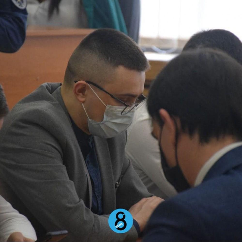 Вместо 7 лет тюрьмы // Стерненко дали год условно