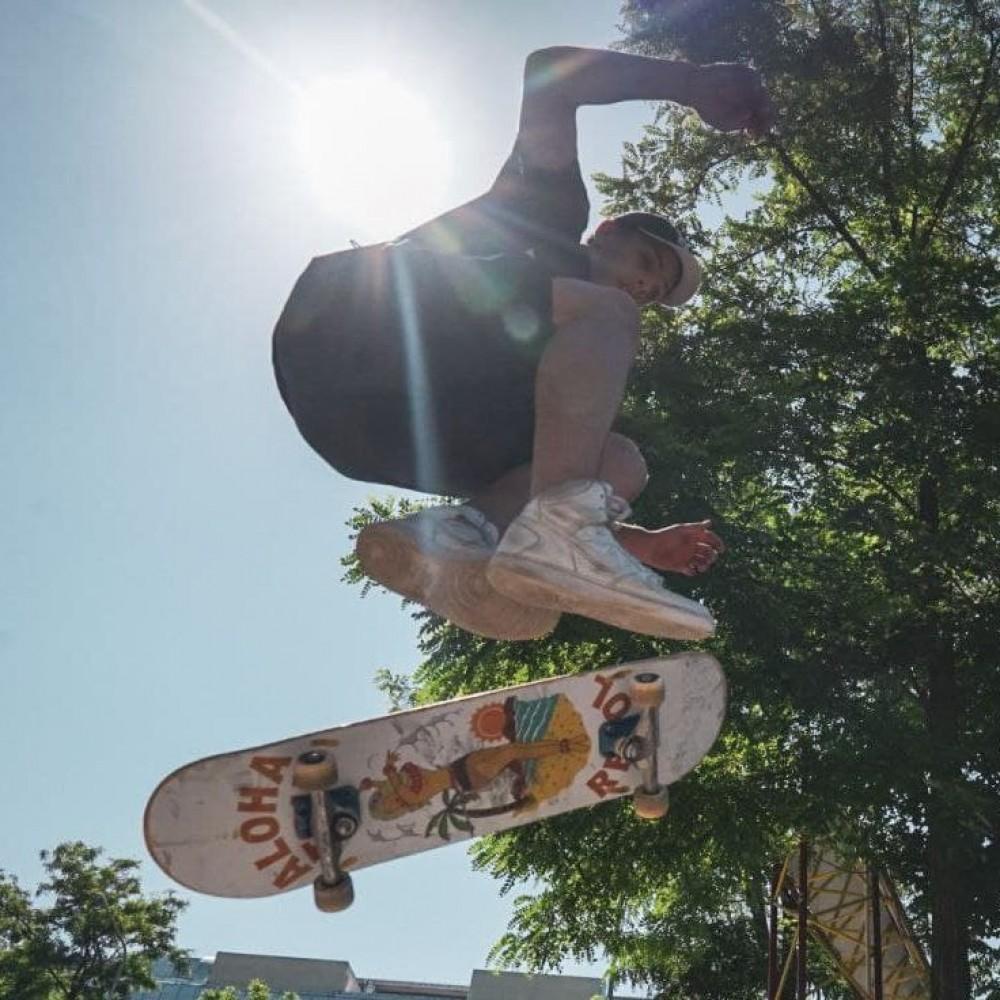 Go Skateboard Day в Одессе // Праздник прошел на двух локациях с участием более 100 экстремалов