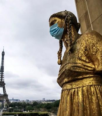 Что по ковиду // Третья волна заболеваемости в Европе, новые штаммы и оптимистические прогнозы
