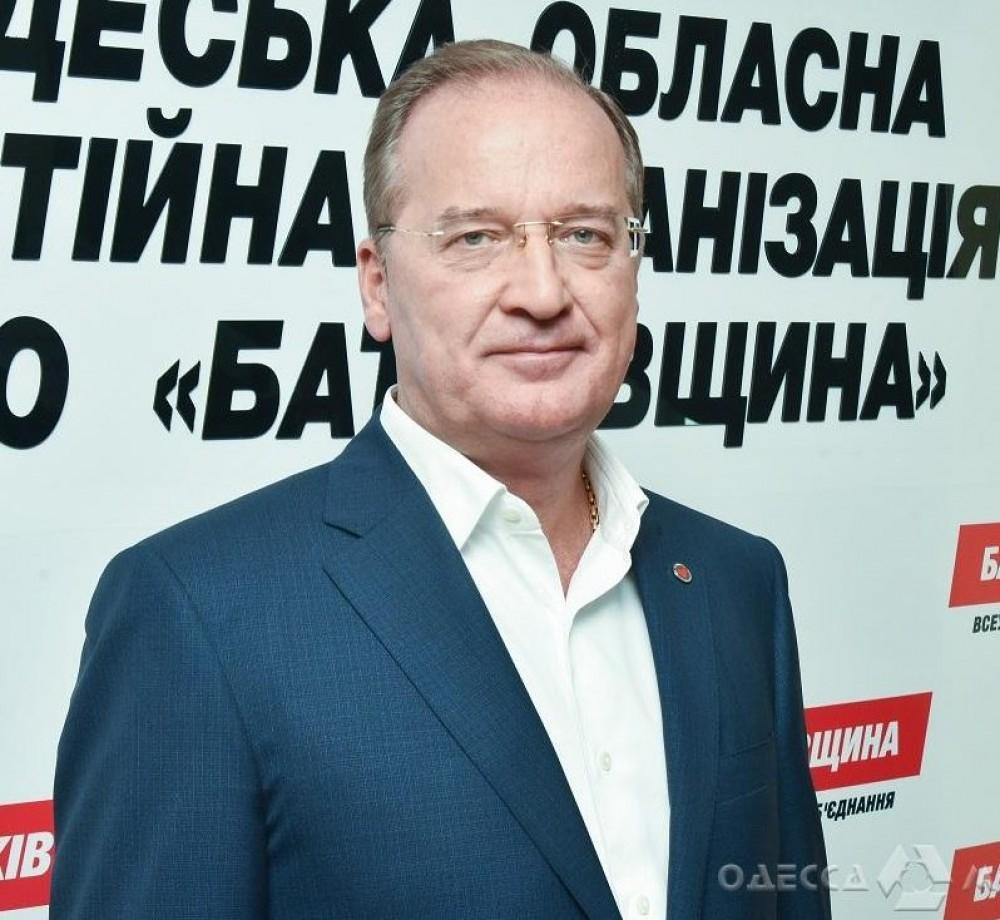 Еще один одесский политик останется безнаказанным за вранье в декларации