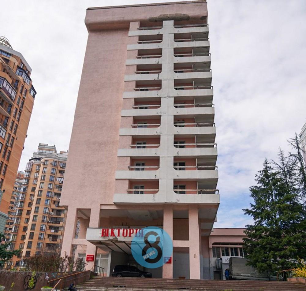 Фонд гарантирования вкладов в четвертый раз провалил продажу здания бывшей гостиницы «Виктория»