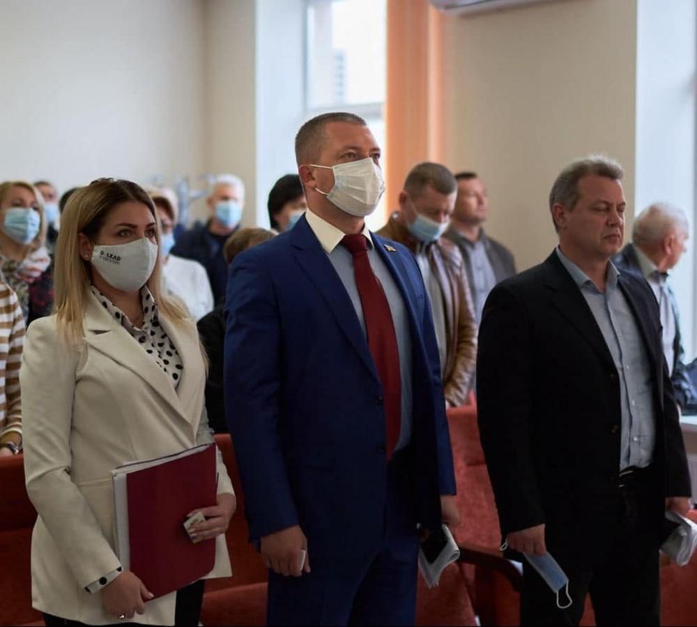 Сессия в Таировской ОТГ // Депутаты выделили землю под строительство современного Центра админуслуг