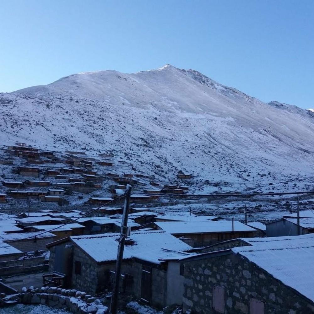 В Турции выпал снег // Метеорологи предупреждают об ухудшении погоды