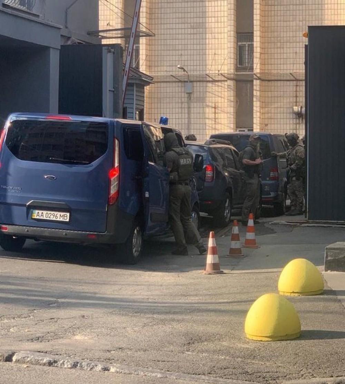 Пропавший судья Чаус объявился в Украине // СБУ и НАБУ не смогли поделить задержанного