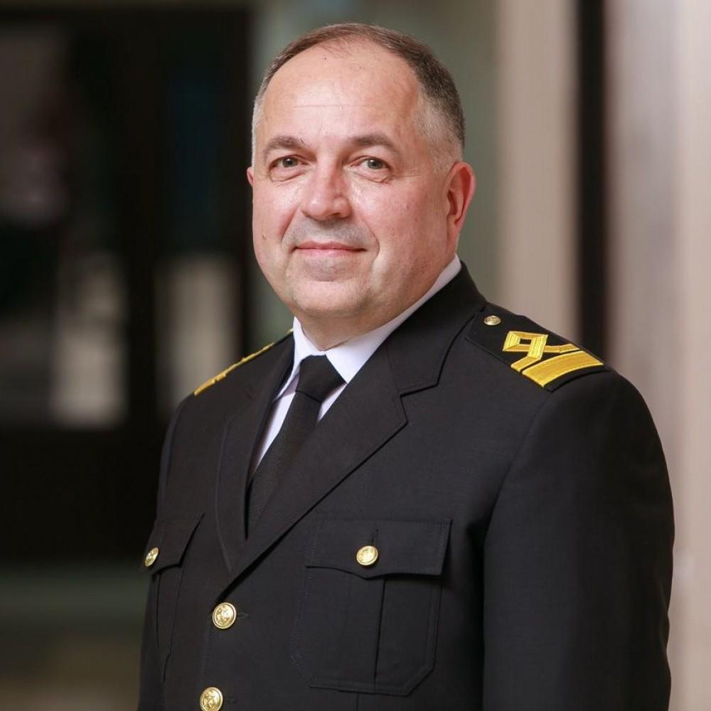 Новый министр инфраструктуры уволил начальника порта «Южный» Сергея Ковшара