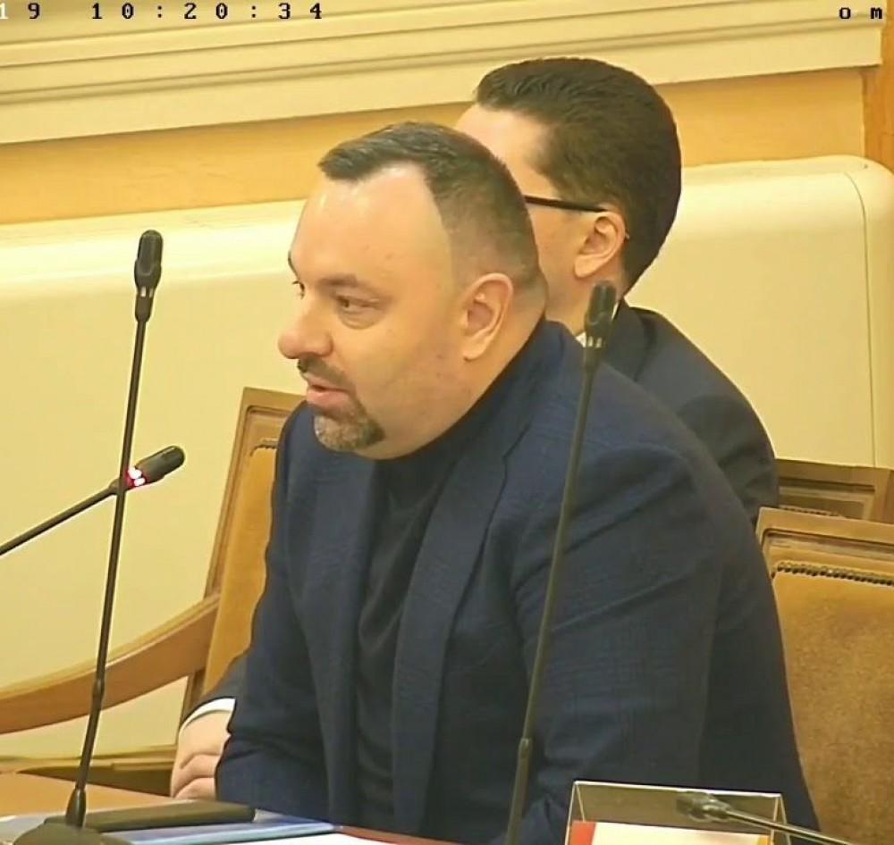 Вице-мэр Янчук собирается уходить из Одесского горсовета