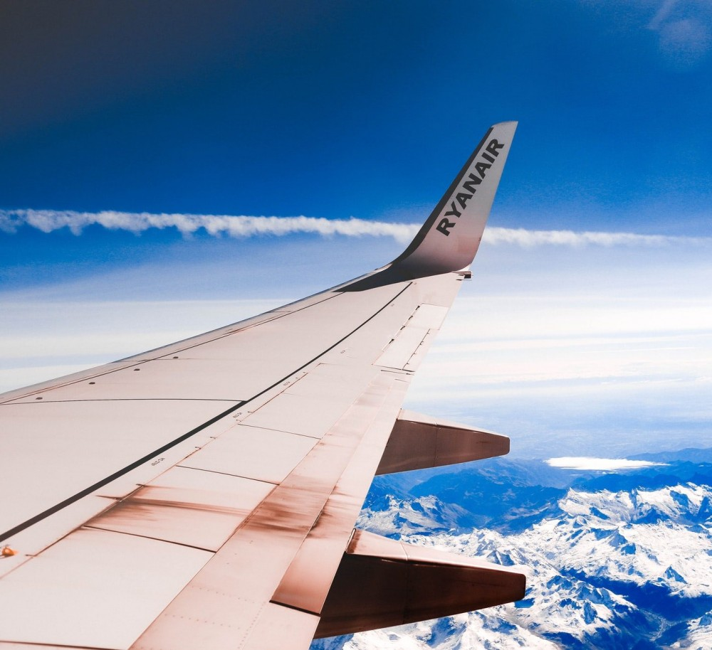 Ryanair возобновил 2 рейса из Одессы в Европу