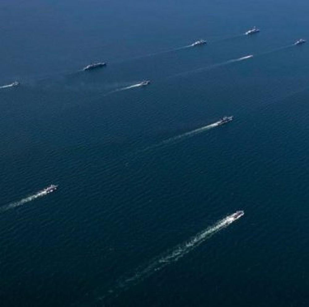 Sea Breeze 2021 // В учениях примут участие 5 000 военных из 32 стран
