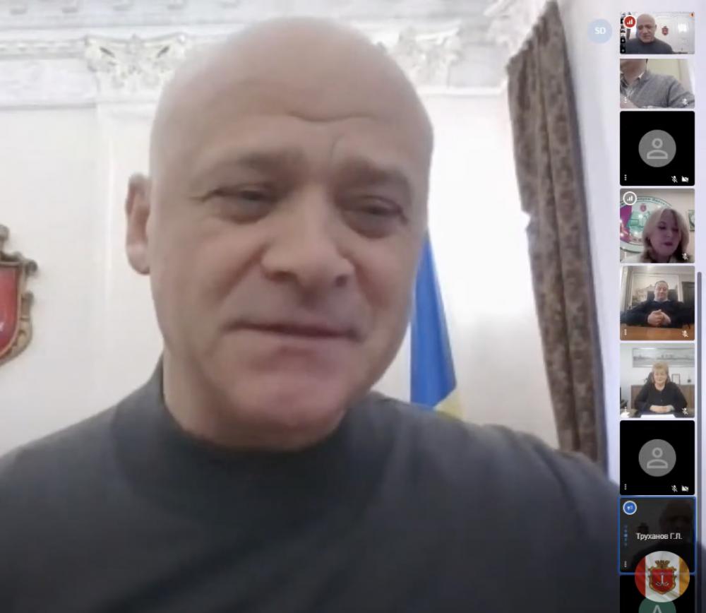Геннадий Труханов вылечился от коронавируса