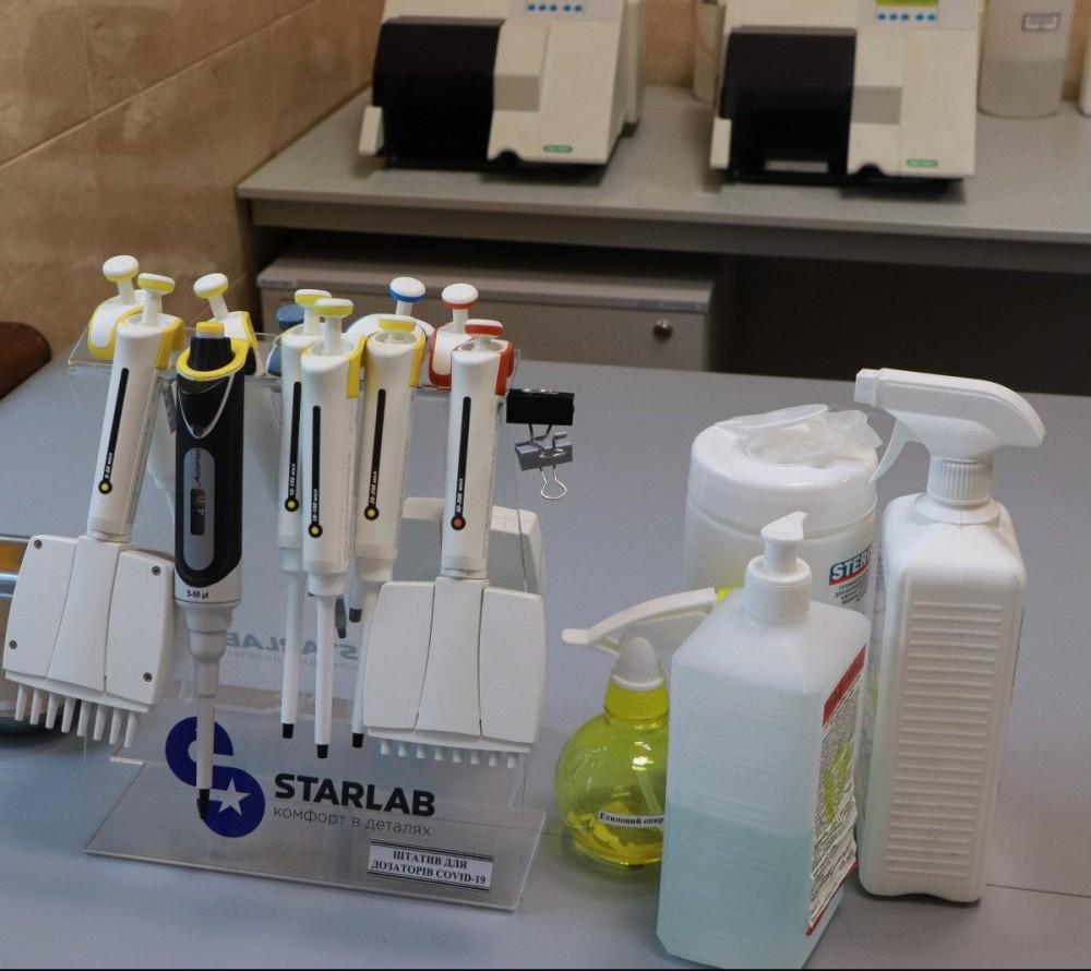 В Одессе открыли городскую ПЦР-лабораторию для анализов на ковид за 27 млн грн