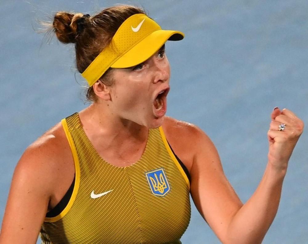 Одесситка Элина Свитолина завоевала бронзу на Олимпиаде