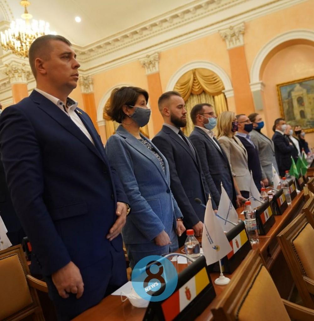 Сессия Одесского горсовета в лицах (фотореп)