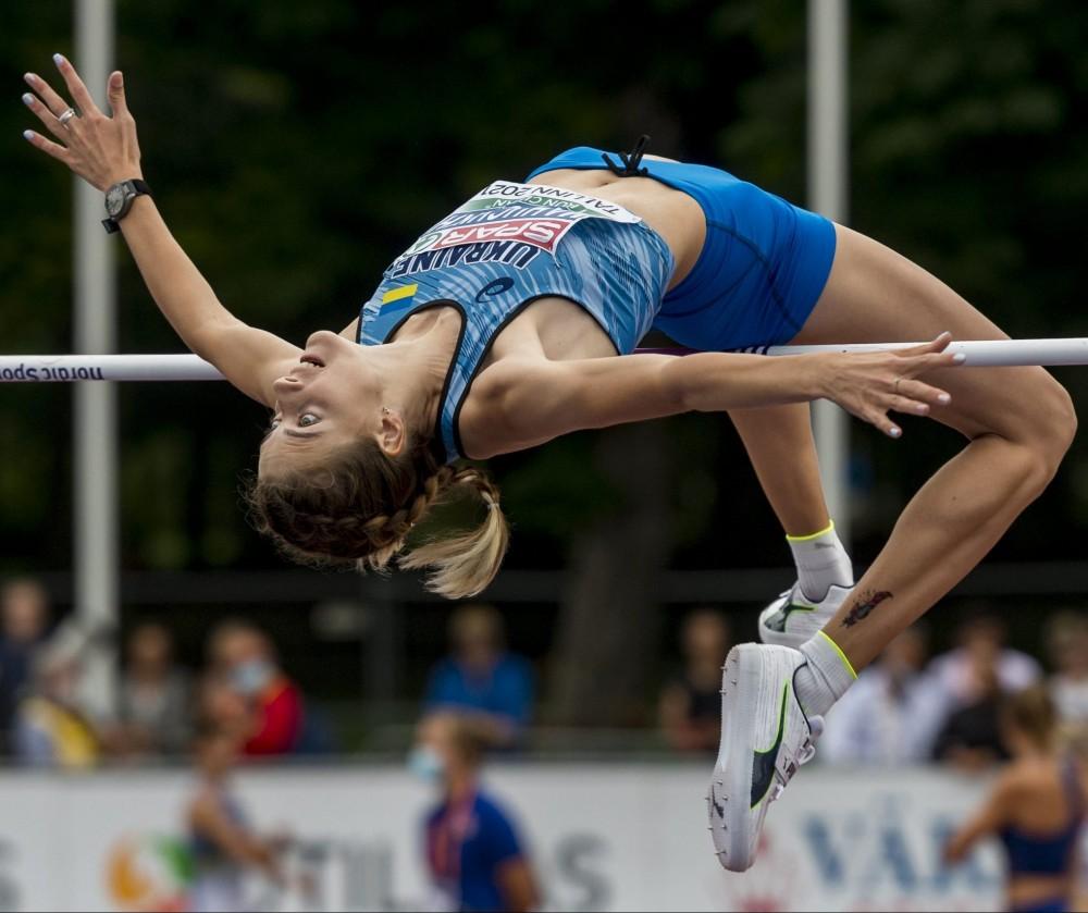 Взяла рекордную высоту // Украинская спортсменка Ярослава Магучих стала чемпионкой Европы