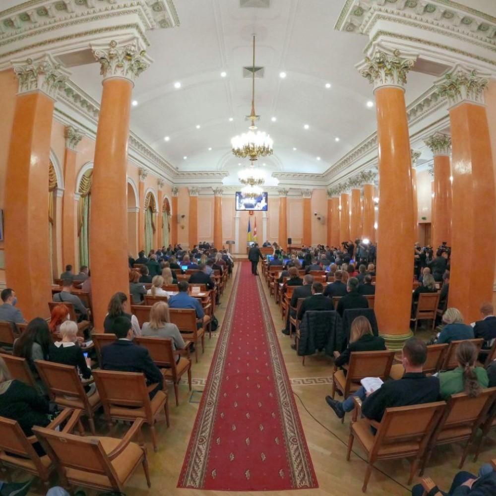 Дом-музей Жванецкого, приватизация и помощь пострадавшим от потопа // В Одессе прошла сессия городского совета
