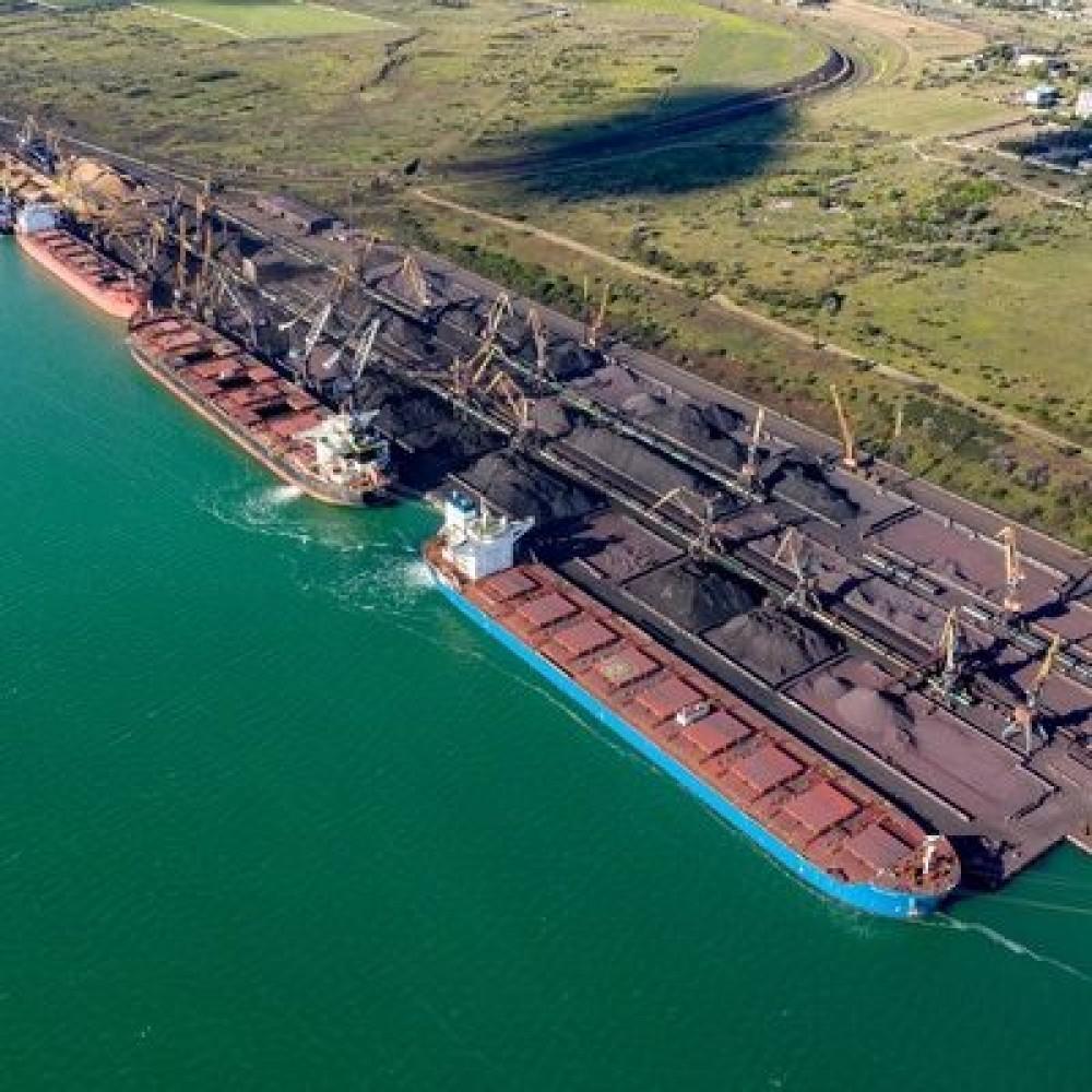 Схемка на 2 млн баксов // У порта «Южный» пытались украсть 3,5 га земли под причалами