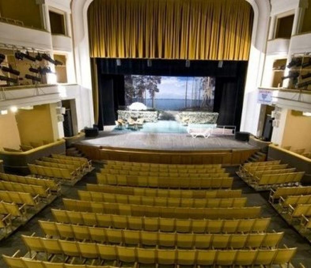 Большая стройка // В обладминистрации объявили тендер на реконструкцию Украинского театра