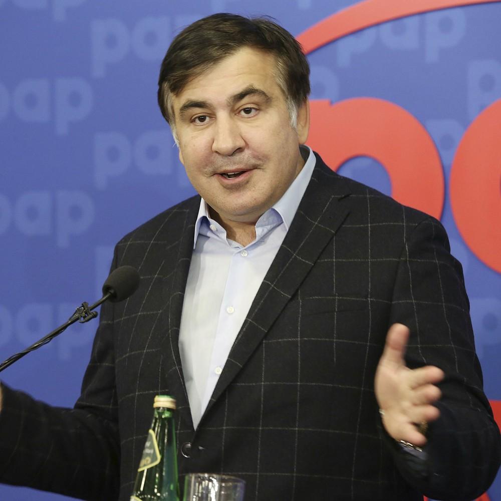 В Грузии задержали Михаила Саакашвили