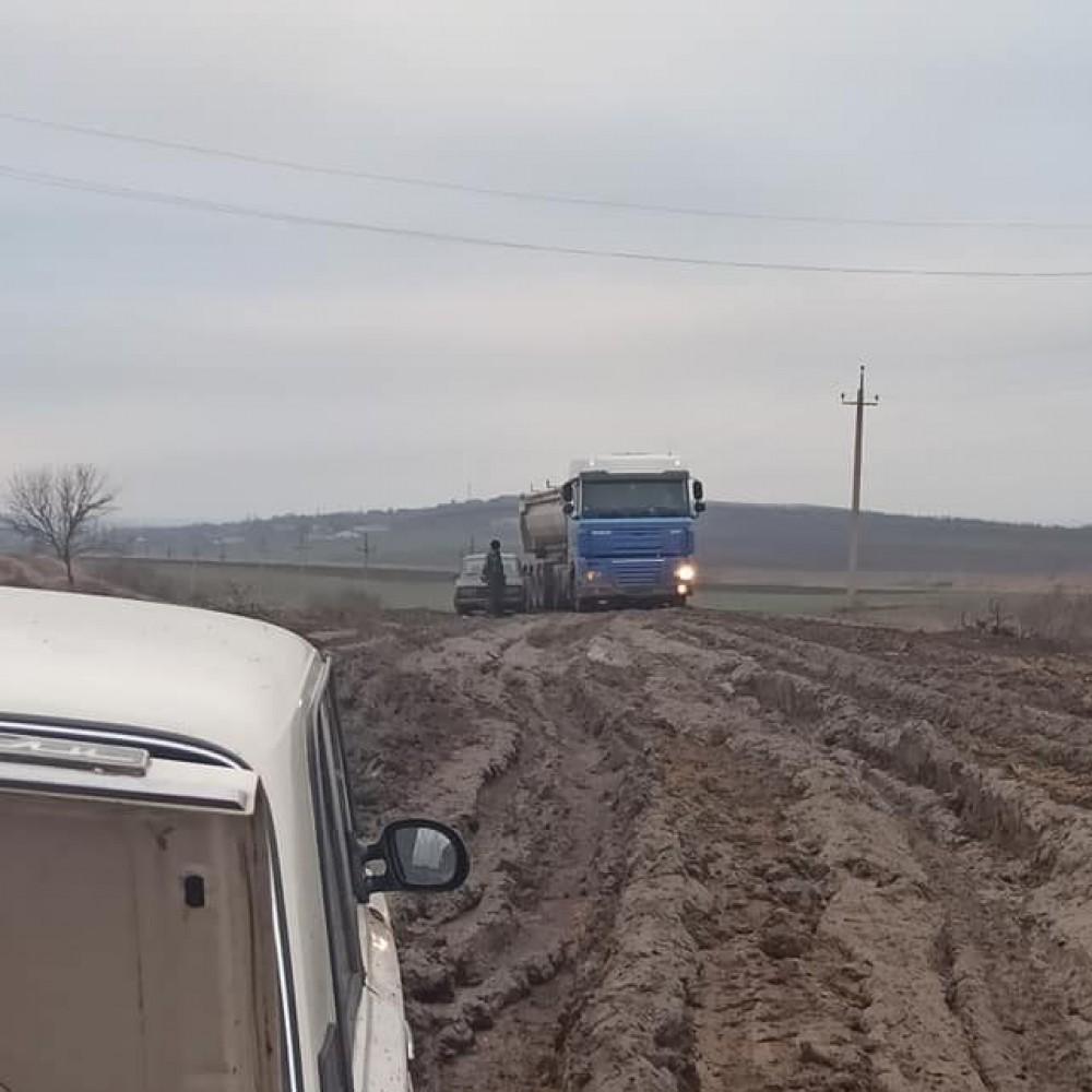 В Одесской области село оказалось отрезанным от цивилизации