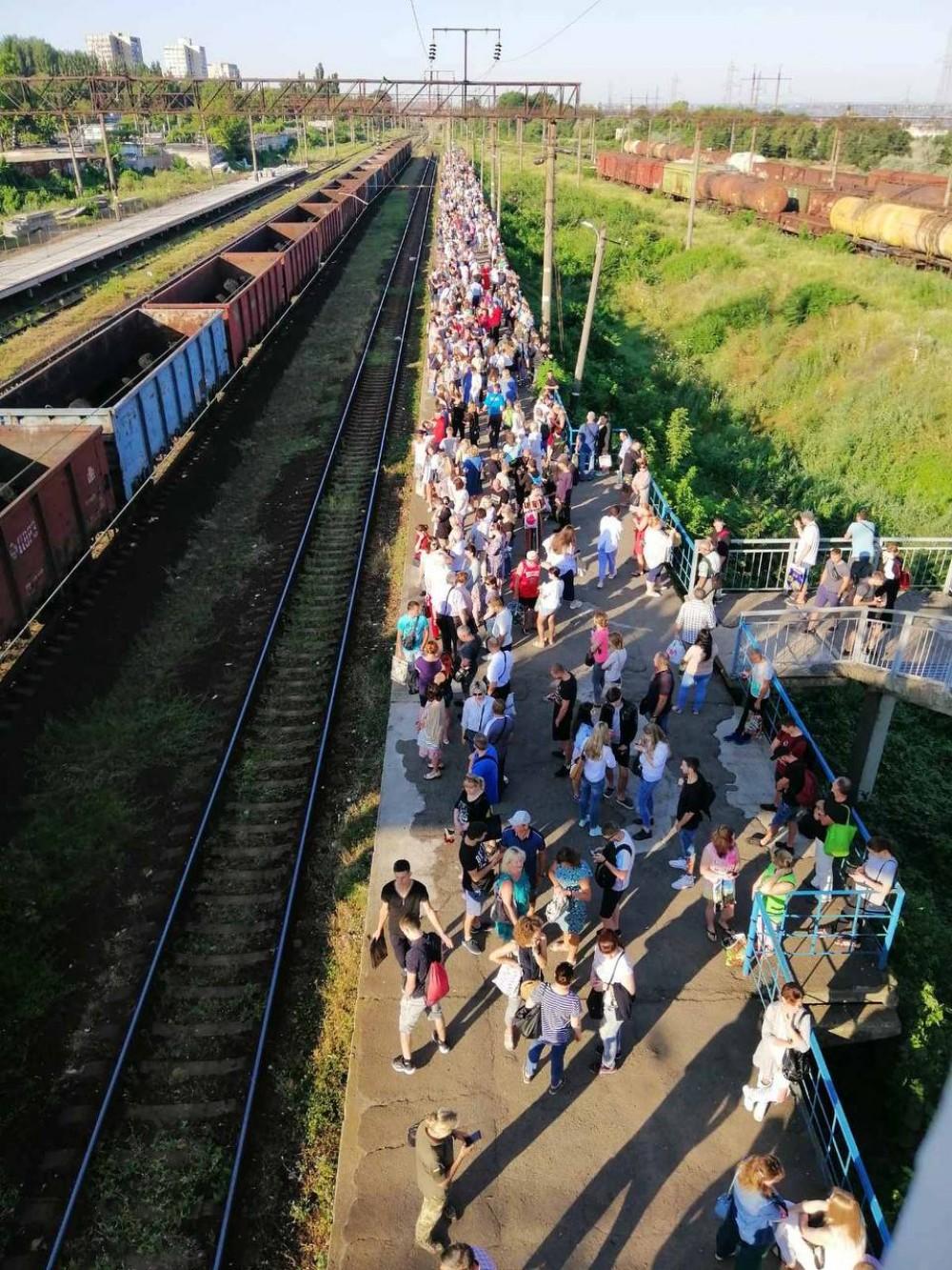 В Одессе восстановили работу общественного транспорта // Как изменили маршруты