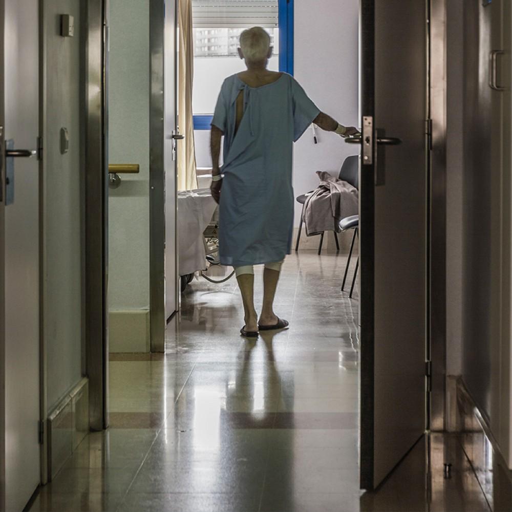 В одесском туберкулёзном диспансере уже готовятся к приему ковидных пациентов