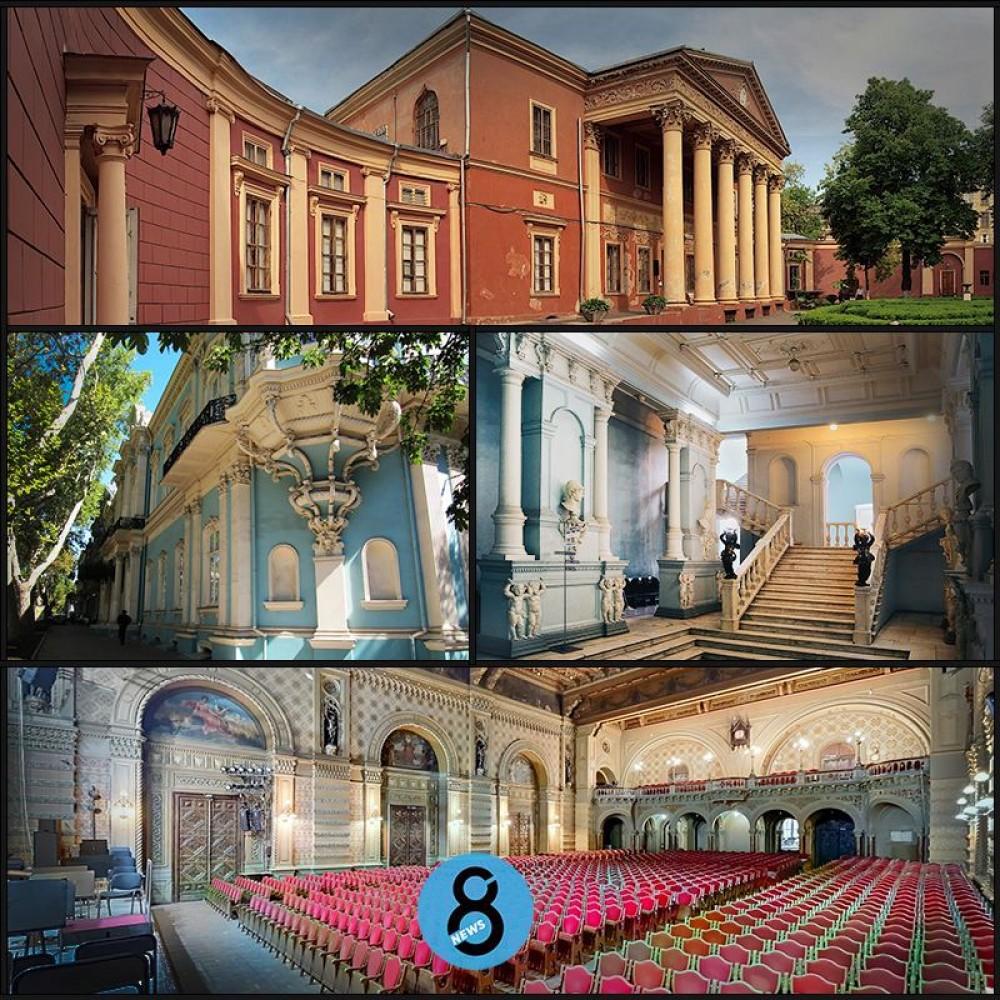 «Большая реставрация» // На восстановление трех одесских памятников архитектуры из госбюджета выделят 60 млн грн