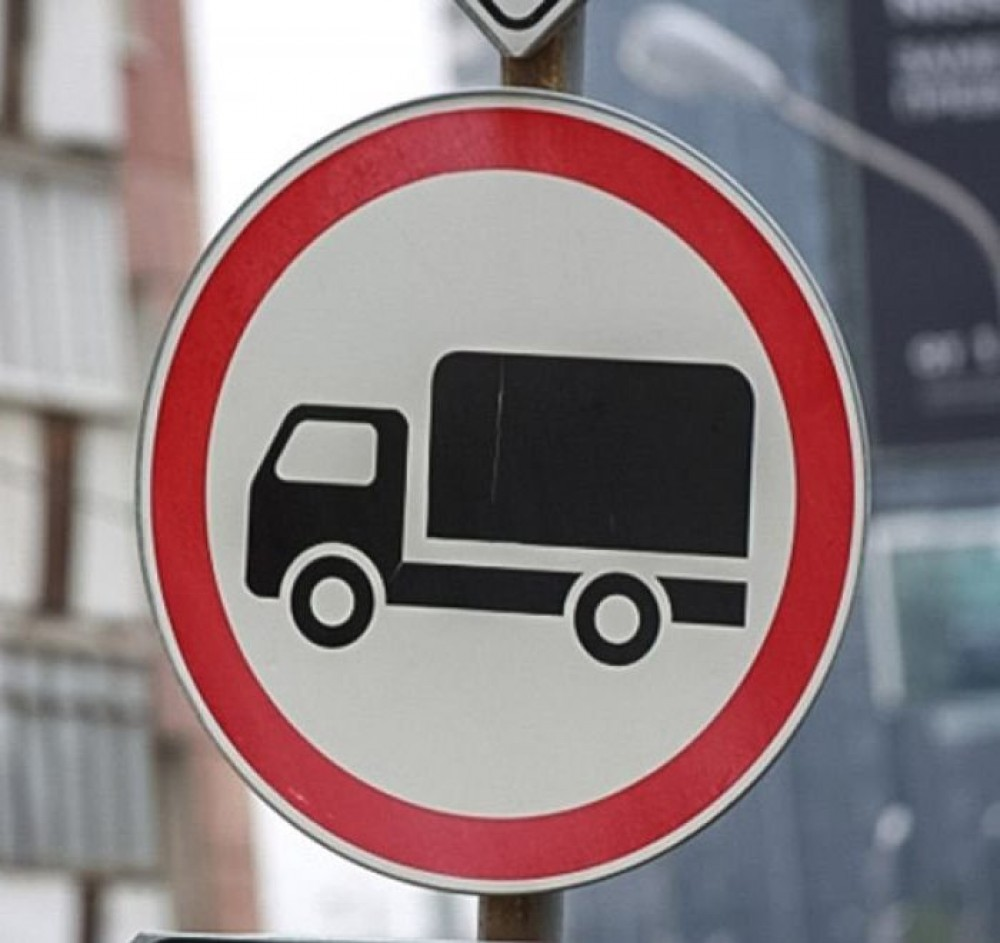 В Одессе планируют ограничить движение грузовиков в часы пик