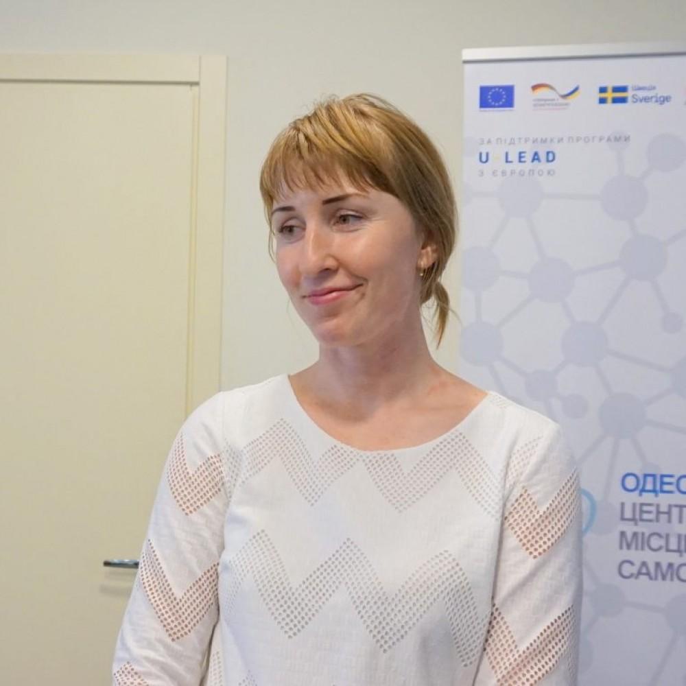 Утвердили со второго раза // Главой Подольского райсовета стала София Ходюк