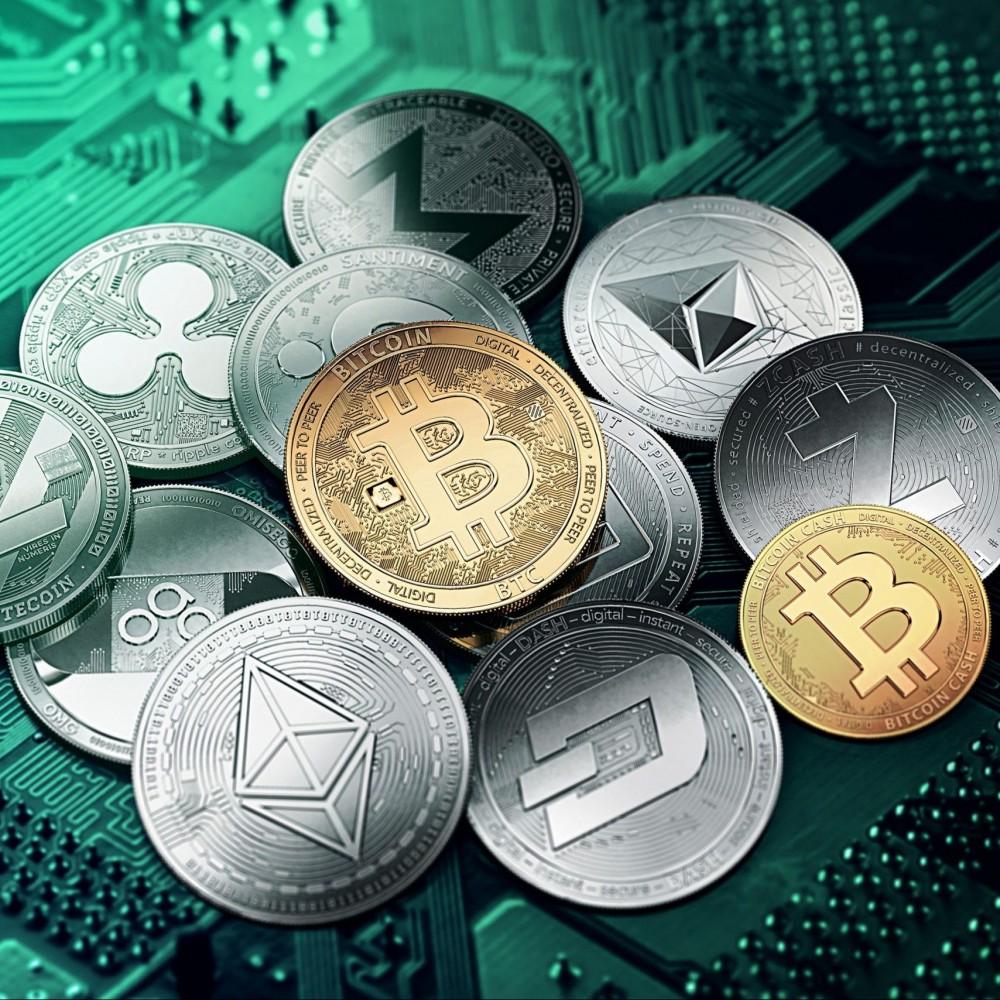 Легализация криптовалюты // Зеленский ветировал закон, регулирующий виртуальные активы
