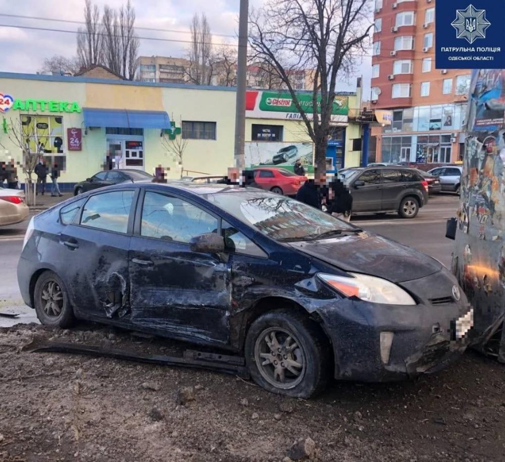 Сбившего двоих детей на Мясоедовской отправили в СИЗО // Может выйти под залог