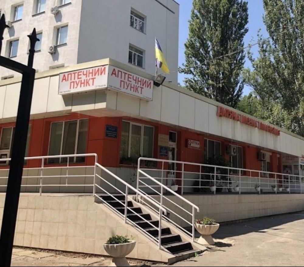 В Одессе реконструируют детскую больницу №3 // Подрядчик – любимчик мэрии
