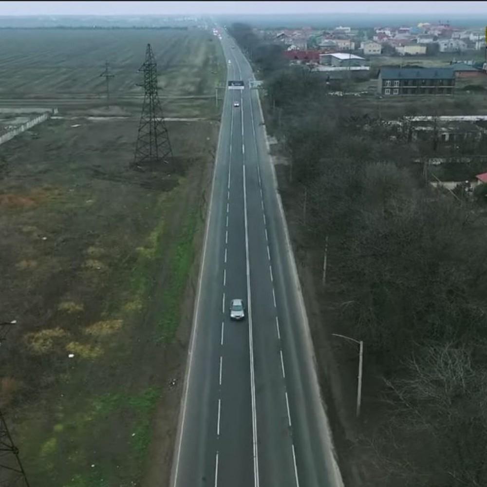 Доехать к морю станет проще // Автодор отремонтировал дороги к курортам в Одесской области