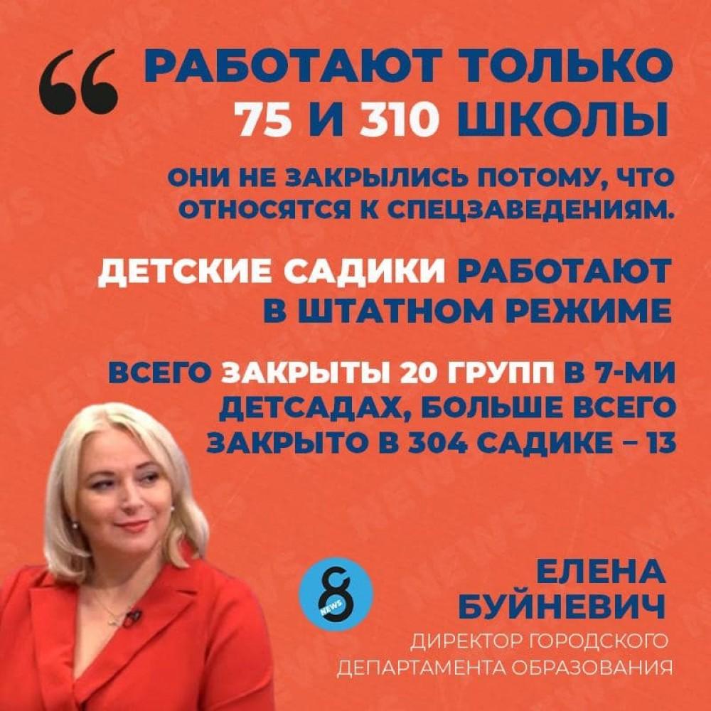 Сегодня у одесских школьников первый учебный день после зимних каникул. Правда большинство из них остались дома учиться на дистанционке.