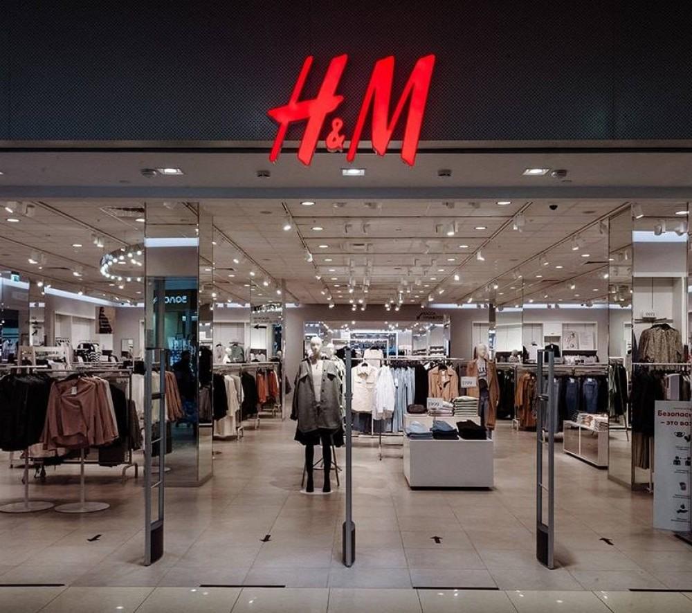 H&M анонсировала открытие магазина в Одессе