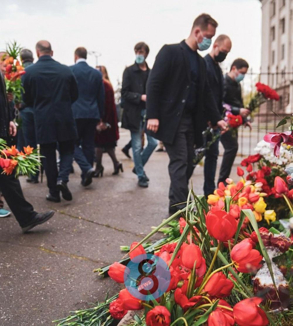 На Куликовом поле почтили память жертв 2 мая