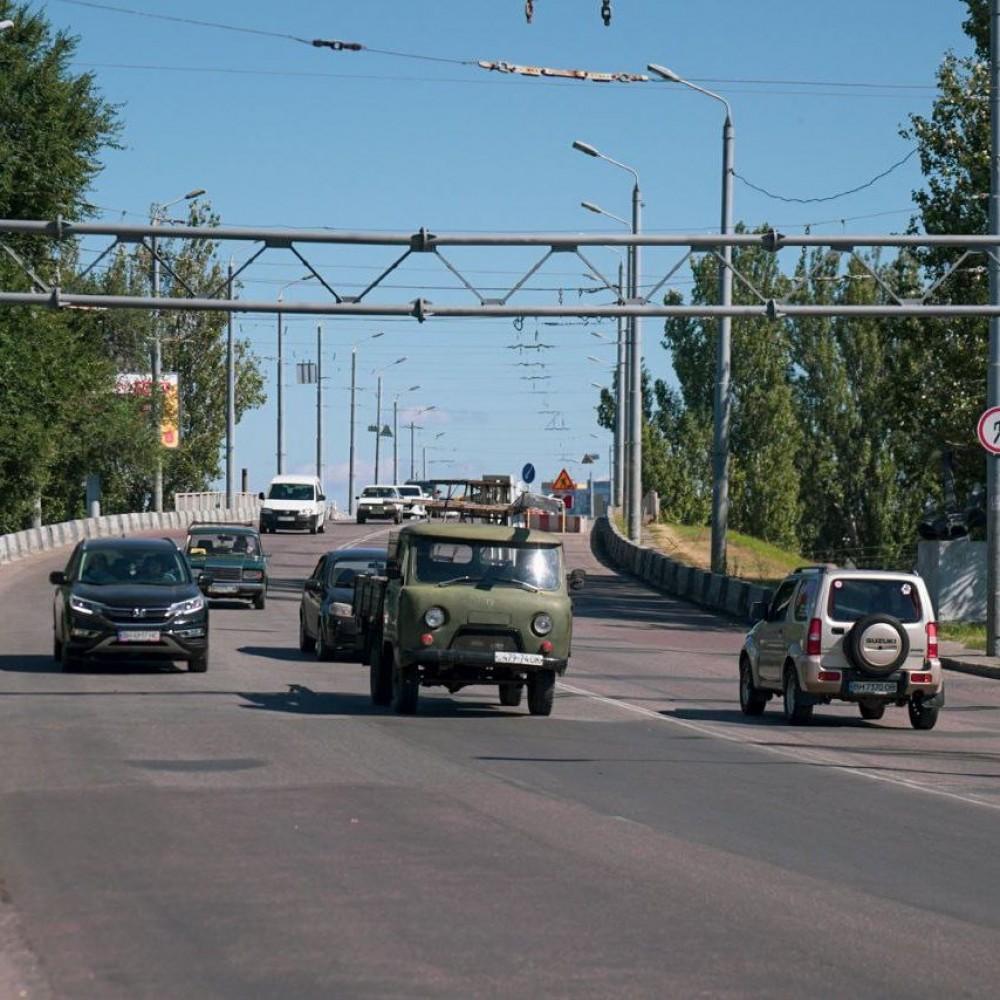 Инфа для водителей // Схема объезда Ивановского моста на время его реконструкции