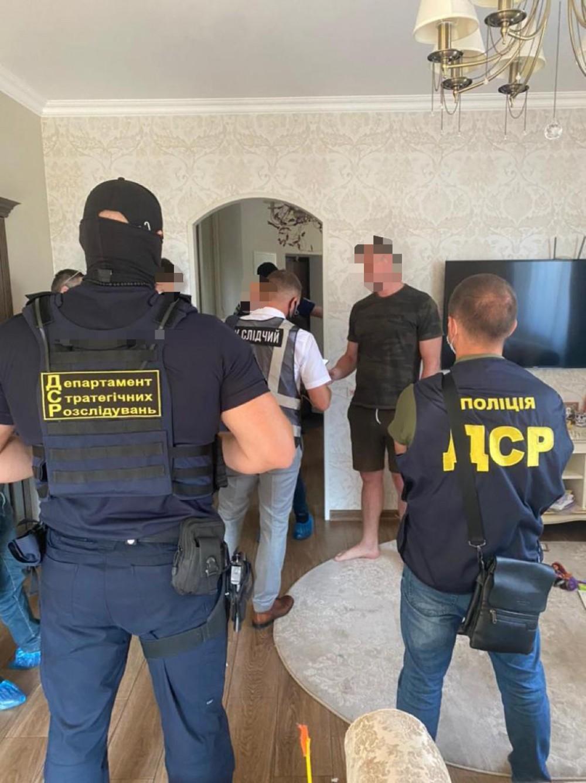В Одессе чиновники Минобороны вымогали у бизнесменов миллион долларов