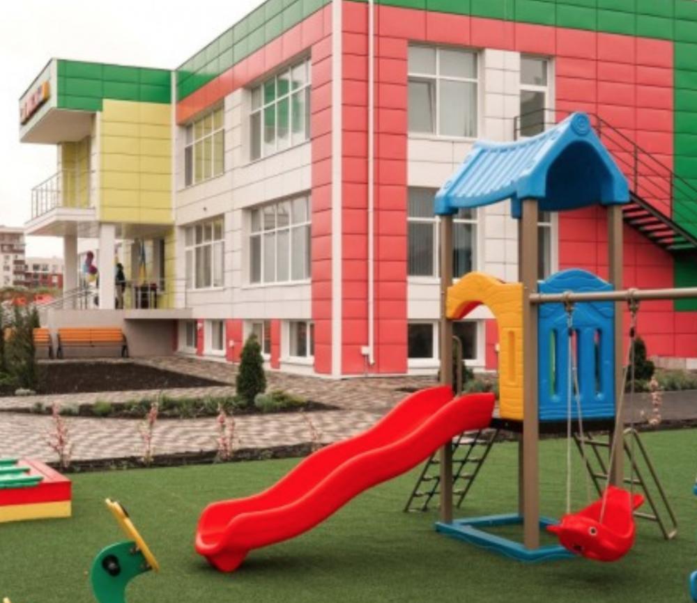 Свершилось // На следующей неделе первый государственный детсад в Крыжановке наконец примет посетителей