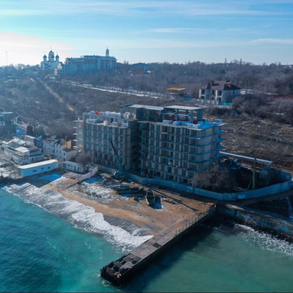 Пространство на Маячном под вопросом // Верховный суд поддержал запрет на строительные работы