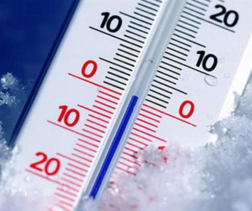 Весеннее похолодание // На севере Одесской области выпал снег