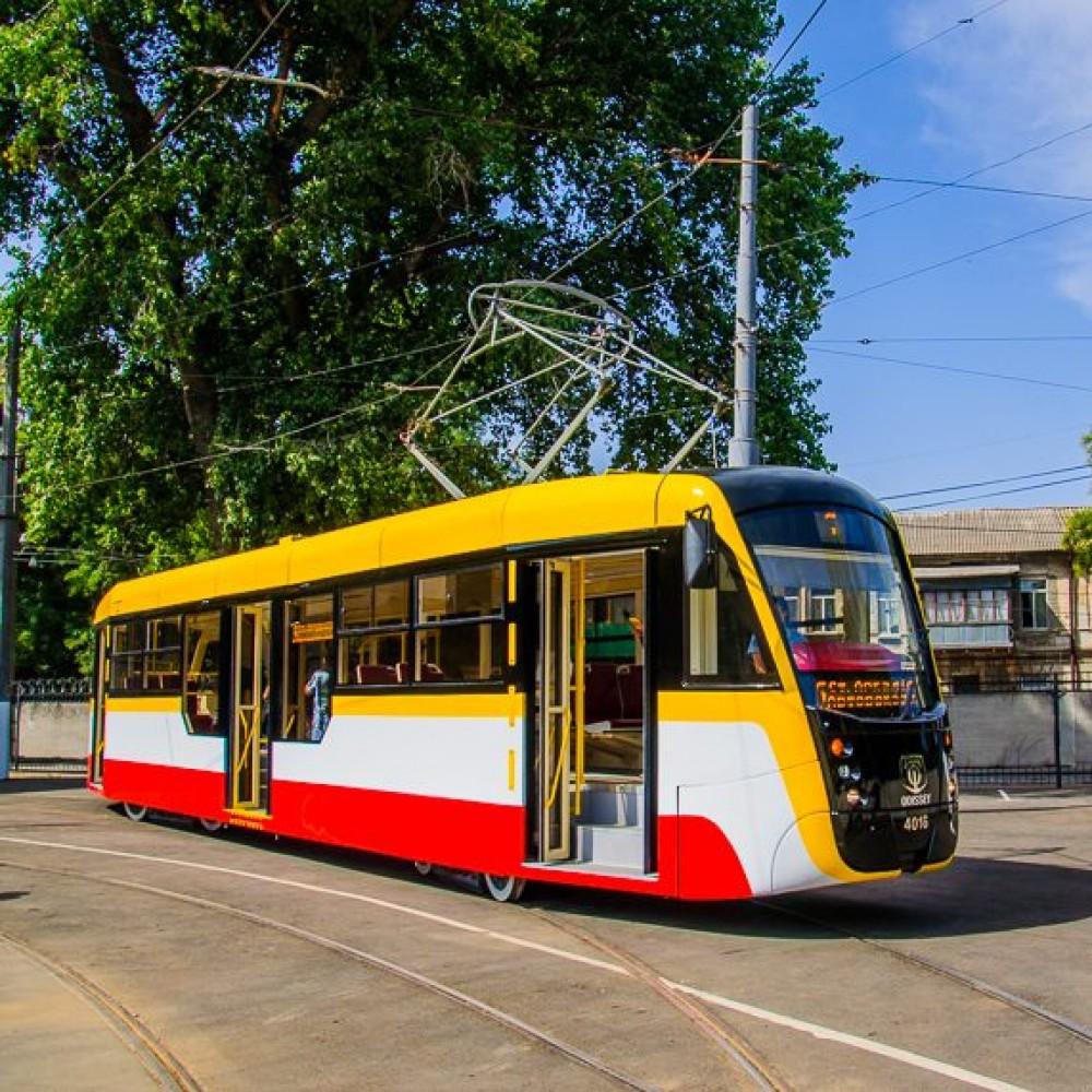 Попытка номер 2 // «Одесгорэлектротранс» хочет закупить многосекционные трамвайные вагоны