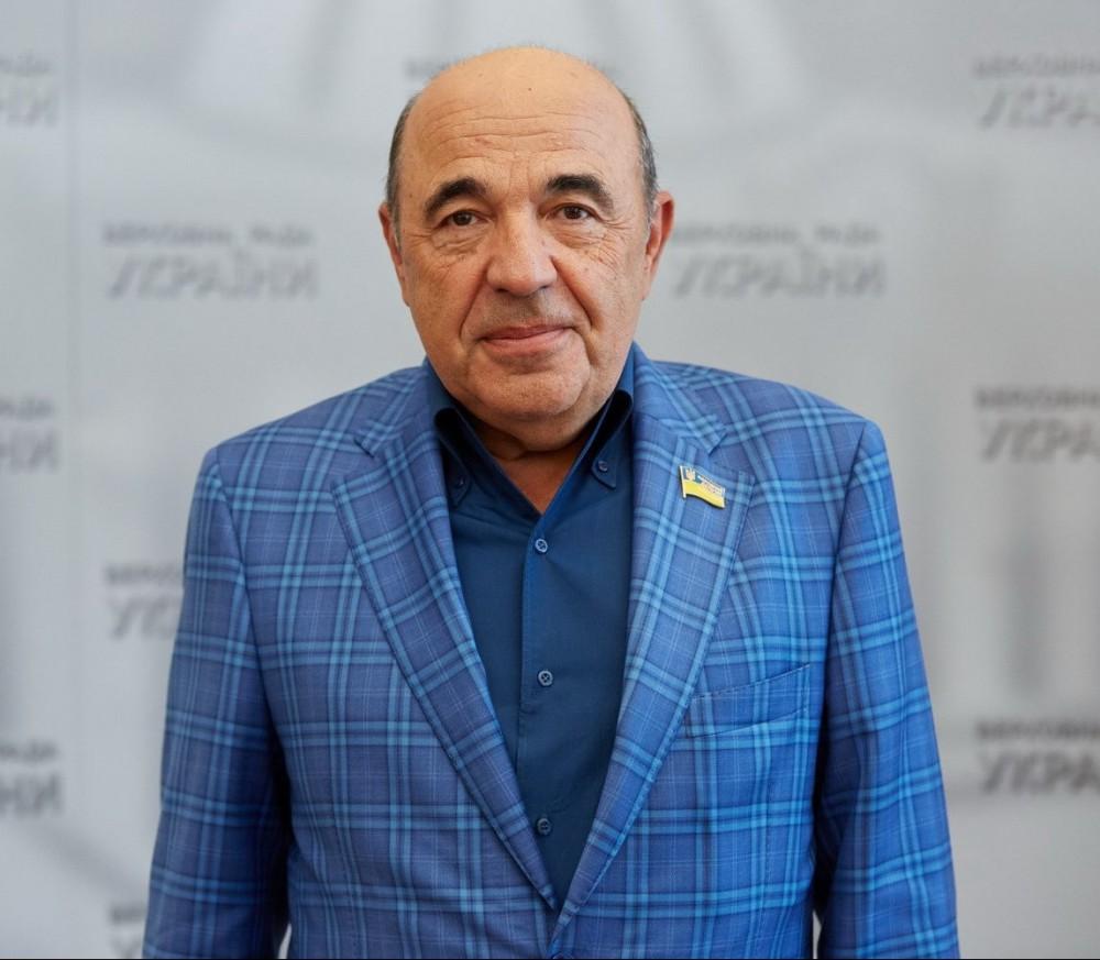 Вадим Рабинович заразился COVID-19