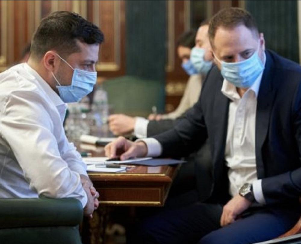 Зеленского и Ермака госпитализировали