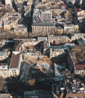 Грандиозная застройка квартала // Что появится на месте бывшей обувной фабрики на Успенской