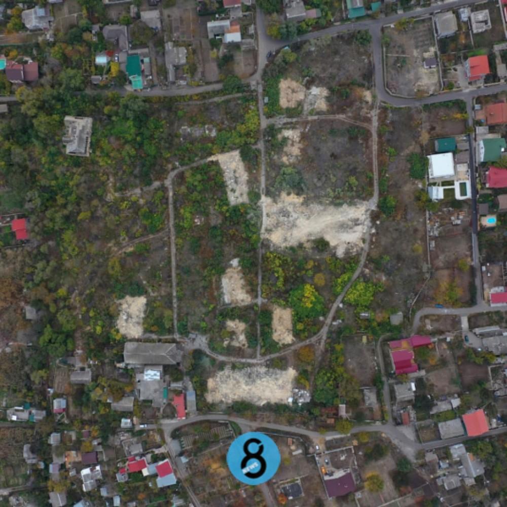 В Черноморке снесли корпуса туберкулёзной больницы // Чья земля и что там построят
