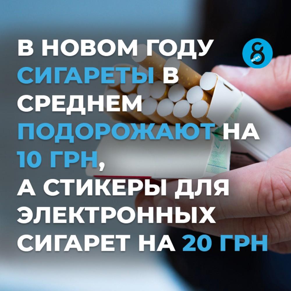 Подорожание сигарет