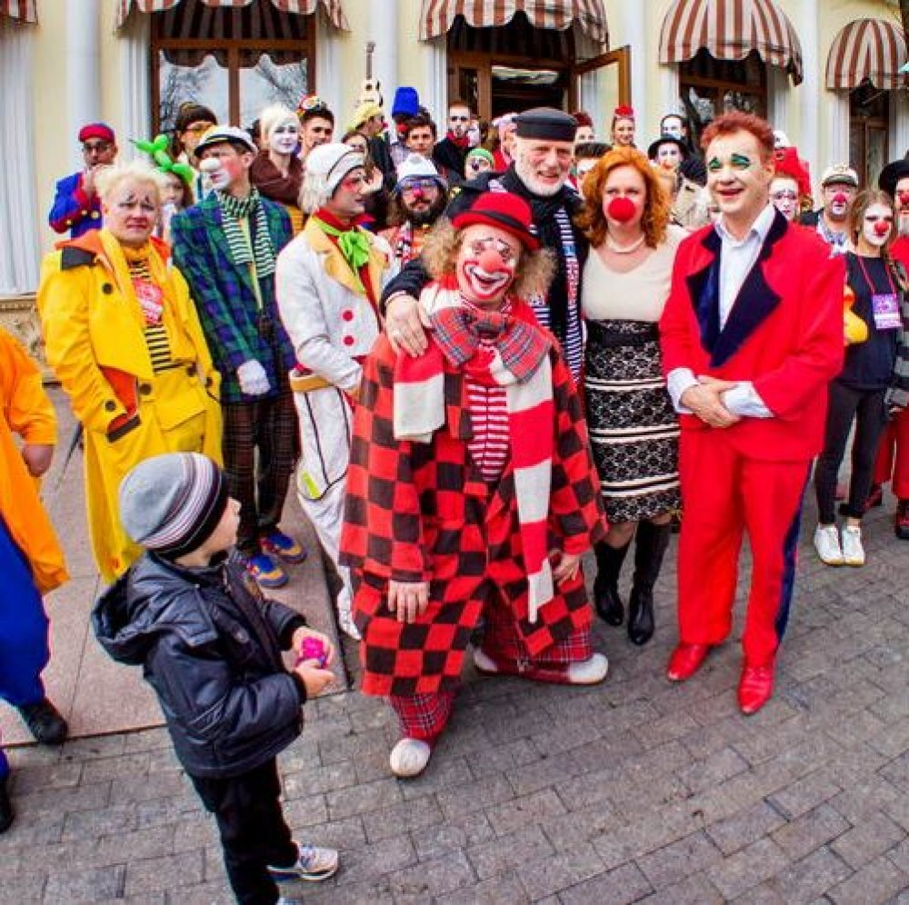 Комедиада-2021 // Горсовет готов потратить миллион гривен на фестиваль клоунов