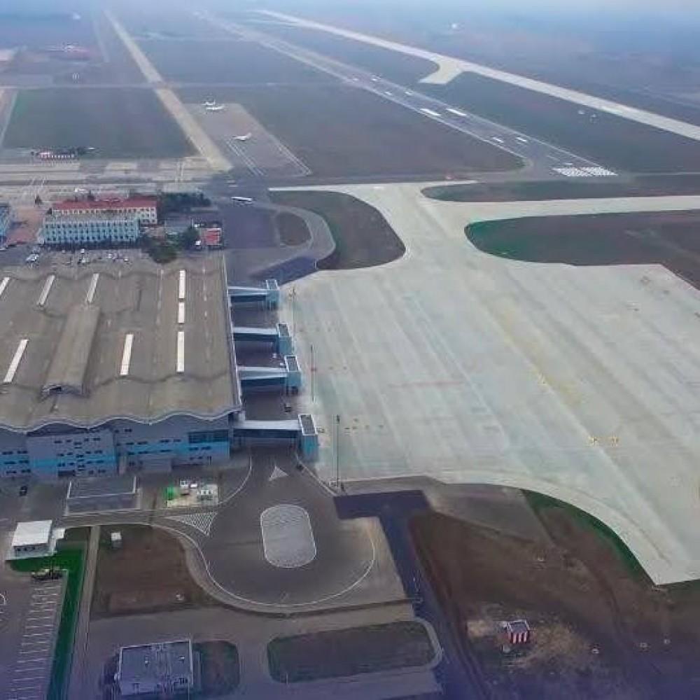 Новая взлетка в одесском аэропорту получила сертификат строительной готовности