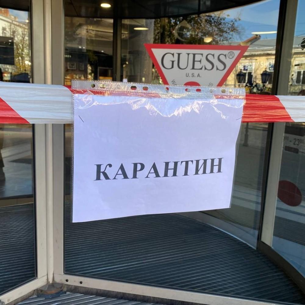 Первый день локдауна в Одессе // Как в городе соблюдают ограничения красной зоны