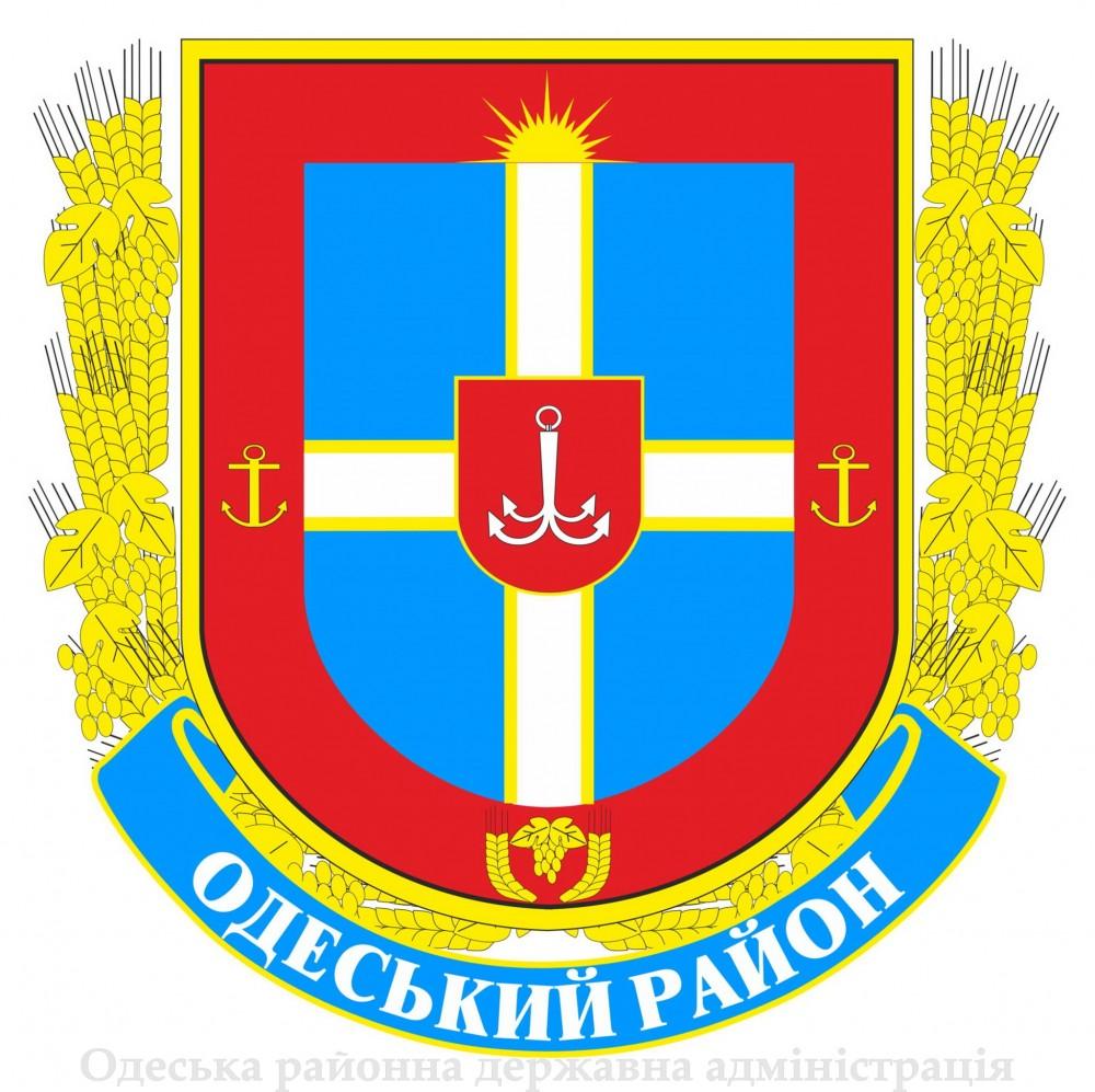 Флаг и герб // У Одесского района наконец появилась своя символика